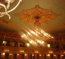 La Fenice opera house by Larasolnishko