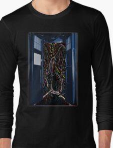 Heart of the Tardis Long Sleeve T-Shirt