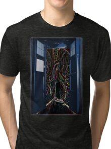 Heart of the Tardis Tri-blend T-Shirt