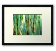 Colours of the Autumn Wind Framed Print