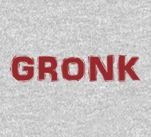 Gronk! by jdbruegger