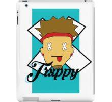Trxppy Reality Dude iPad Case/Skin