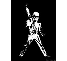 Freddie joins the Empire Photographic Print