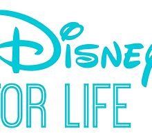 Disney For Life in blue by AllieJoy224
