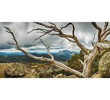 Cresta Valley - Mt Buffalo Photographic Print