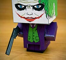 The Joker by Quanzik