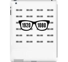 Glasses = HD iPad Case/Skin