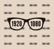 Glasses = HD by SCshirts