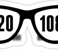 Glasses = HD Sticker
