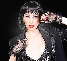 Nyree Gloves 1 © shhevaun.com by Shevaun  Shh!