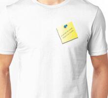 212 Plunge Unisex T-Shirt