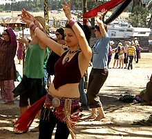 Workshops @ Rainbow Serpent Festival 2009 by OZDOOF