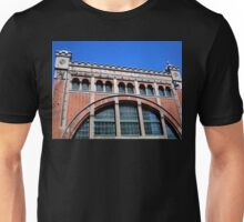 Power Station Façade, Malmo, Sweden Unisex T-Shirt