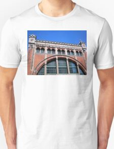 Power Station Façade, Malmo, Sweden T-Shirt
