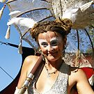 Performers | Stilt Walkers @ Rainbow Serpent Festival 2009 by OZDOOF