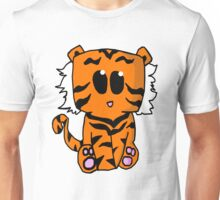 Tiger Chibi Unisex T-Shirt