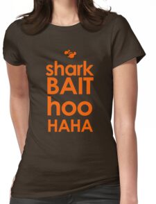 Shark Bait  Womens Fitted T-Shirt