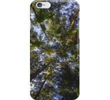 Reaching for the sky... iPhone Case/Skin