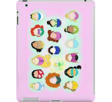 Disney Ladies iPad Case/Skin