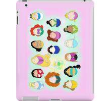 Disney Ladies iPad Case/Skin