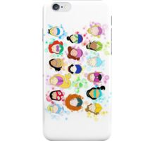 Ladies of Disney iPhone Case/Skin
