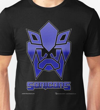 Sonicons! Unisex T-Shirt