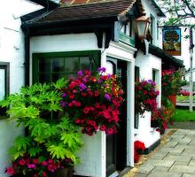 The Barley Mow Hersham by Colin  Williams Photography