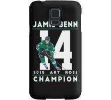 Jamie Benn 2015 Art Ross Champion Samsung Galaxy Case/Skin