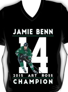Jamie Benn 2015 Art Ross Champion T-Shirt