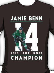 Jamie Benn 2015 Art Ross Champion T-Shirt