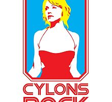 Cylons rock by monsterplanet