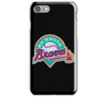 Richmond Braves iPhone Case/Skin