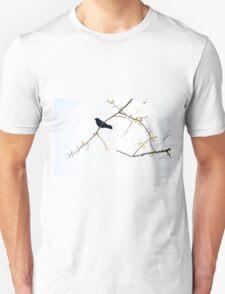 Perching Crow T-Shirt