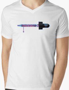 Cosmic Drip Mens V-Neck T-Shirt