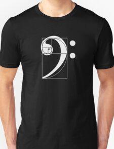 Golden Ratio Bass  T-Shirt