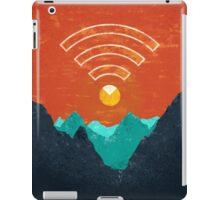 OUT OF OFFICE iPad Case/Skin