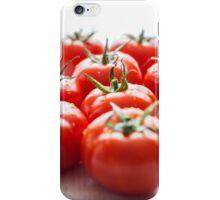 tomatoes iPhone Case/Skin