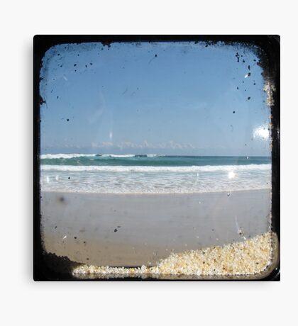 Beach - TTV Canvas Print