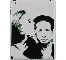 Scully & Mulder iPad Case/Skin
