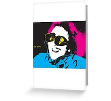 Young Frankenstein Greeting Card