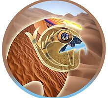 The Eye of Ra by ARTYOM