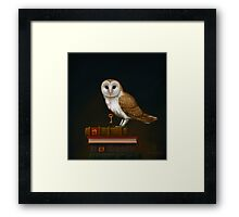 Key to Knowledge Framed Print
