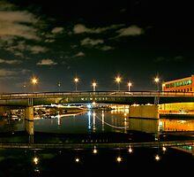 Princess Diana Bridge by Richard Leeson