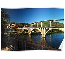 River Douro, Portugal Poster