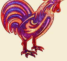 Rusty Rooster by Revotype