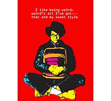 Moss IT crowd Sweet Style Photographic Print