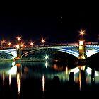 Victoria Bridge by Richard Leeson