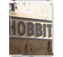 HOBBIT HOLE Humorous design iPad Case/Skin