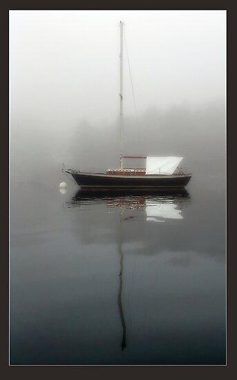 April Morning by Dave  Higgins