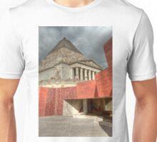 0915 Shrine of Remembrance  Unisex T-Shirt
